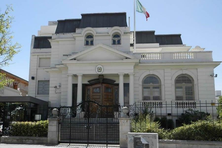 Consulado Italia Bahía Bca.